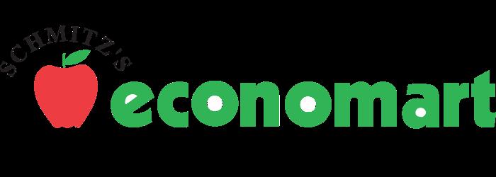 A theme logo of Schmitz Economart